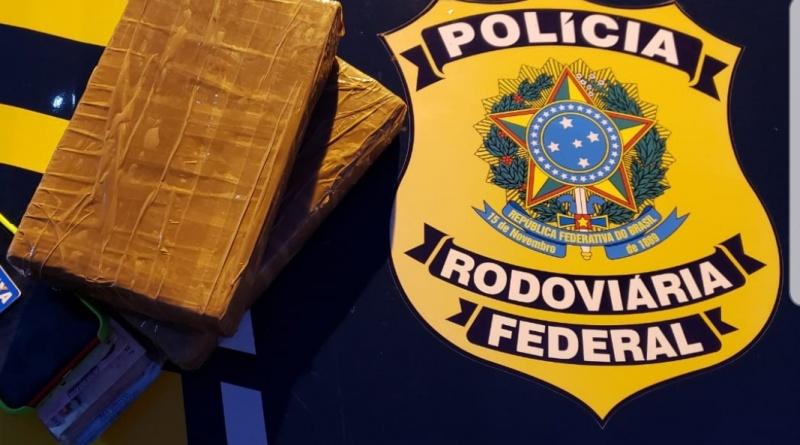 Casal é preso transportando mais de 2 quilos de Cocaína na BR 304 no Rio Grande do Norte