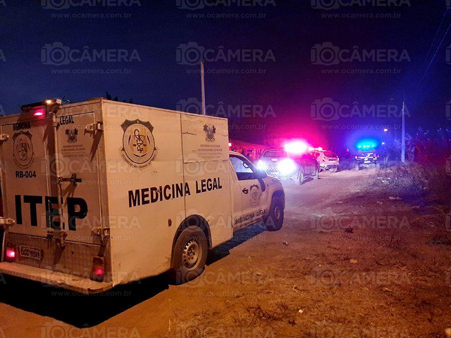 Homem é morto a tiros dentro de rede em zona rural do RN
