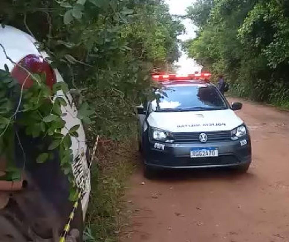 Homem reage a tentativa de assalto, atropela e mata três criminosos entre Arez e Goianinha, RN