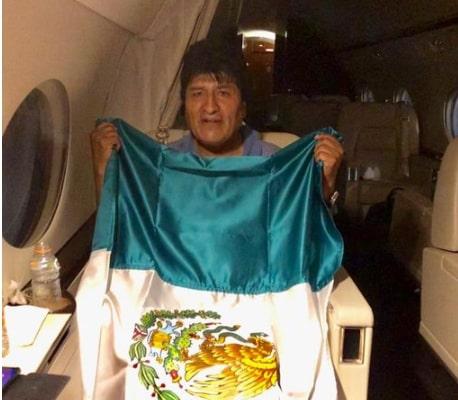 México concede asilo, e Evo Morales deixa a Bolívia
