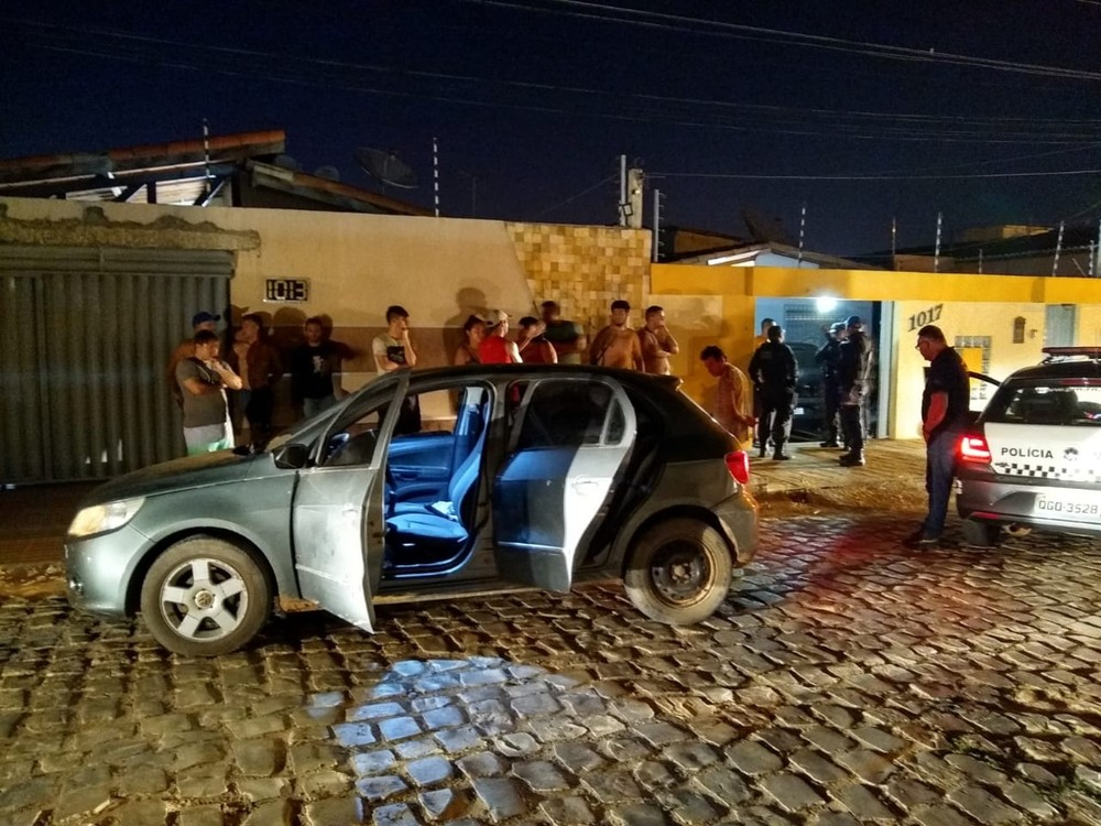 Três bandidos morrem em confronto com a Polícia Militar no RN após arrastão em residência